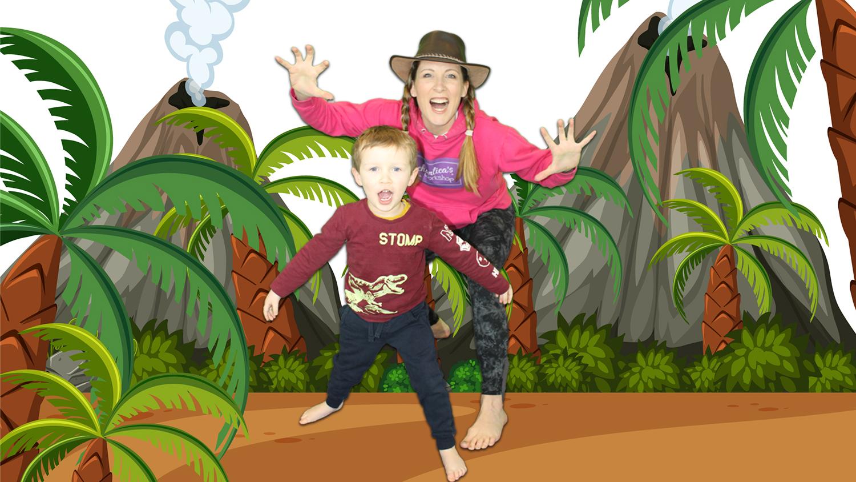 Baby Beats Dino Adventure
