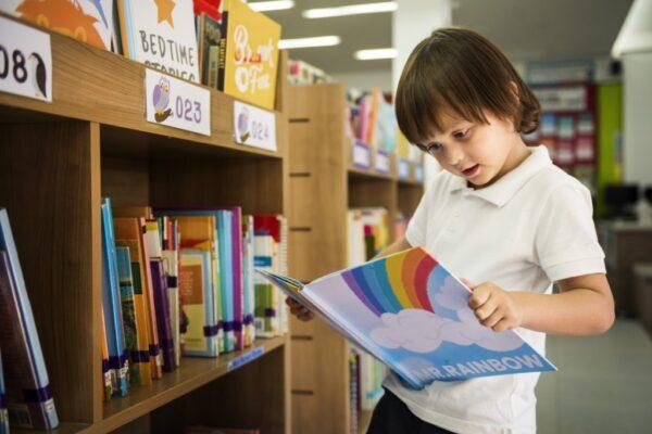 Nurturing a Love Of Reading From Birth