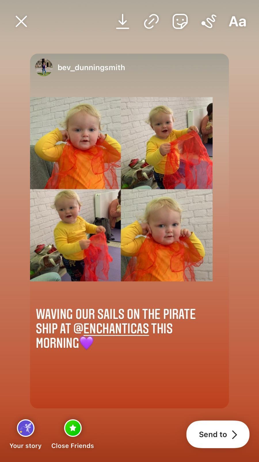 Enchanticas Workshop Baby Beats Pirate Review