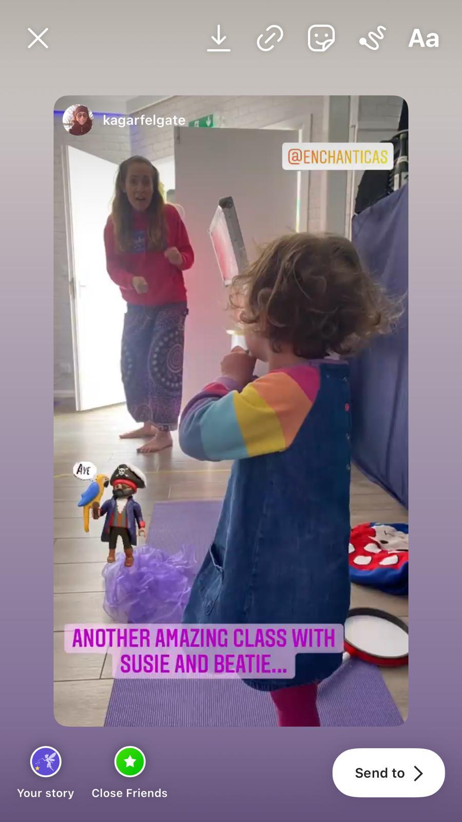 Enchanticas workshop baby beats pirate review 3