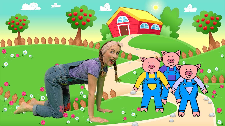Rising Stars Three Little Pigs